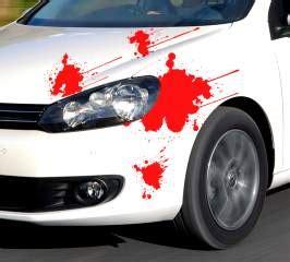 Aufkleber Auto Blut by Blut Style Aufkleber Und Sticker Bloody Designfolien