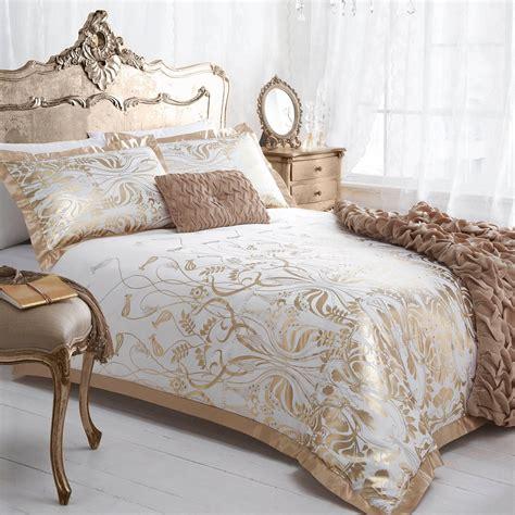 metallic gold bedding star by julien macdonald julien macdonald gold deco bed