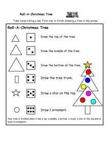 christmas math centers activities for kindergarten