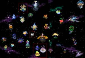 Kingdom Hearts World Map by Battle Of The Kh13 Roleplaying Kh13 Com Forum Kh13