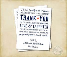 sle wedding thank you notes 10 free documents in pdf