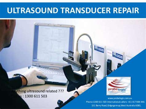 Transducer Repair | ultrasound transducer repair
