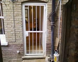 Front Door Security Gates Front Door Security Bar