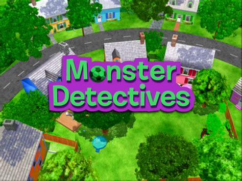 monster detectives  backyardigans wiki