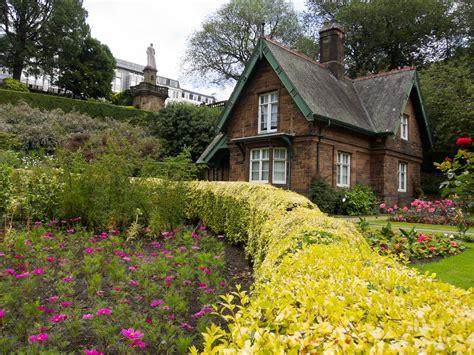 greenkeeper s cottage princes street gardens
