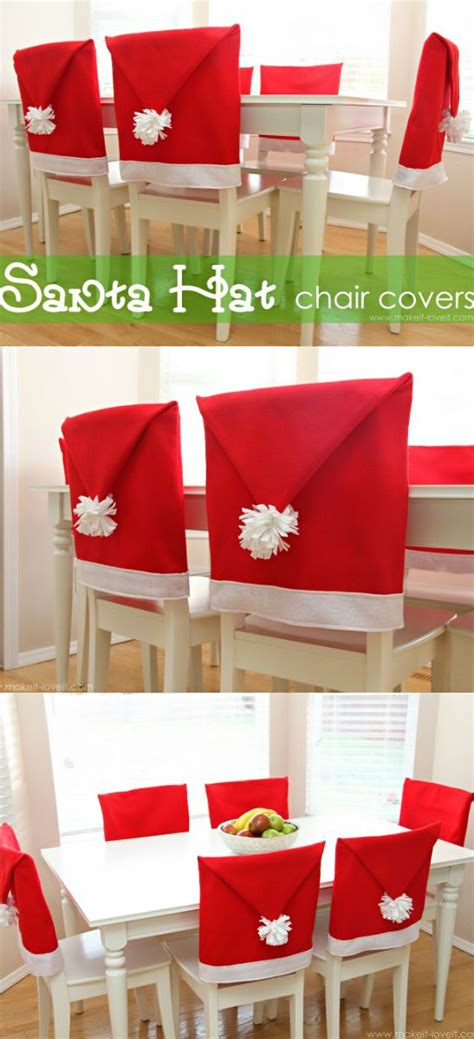 santa hat chair covers chair covers picmia