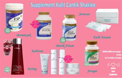 a wahmpire s diary tips kulit cantik supplement shaklee