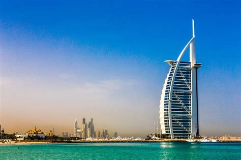 al burj burj al arab dubai uae amazing views