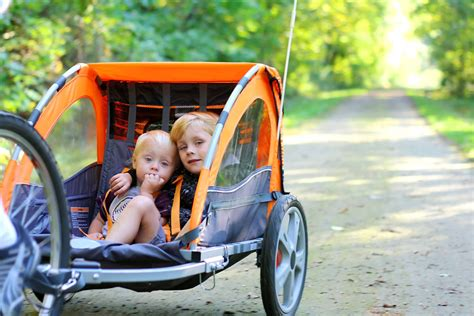 Motorrad Baby Strler by The About Bike Trailers For And Babies