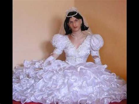 Guys Forced To Wear Wedding Gown | men in wedding dresses youtube