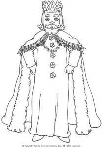 the king coloring pages pbs mister rogers neighborhood king friday