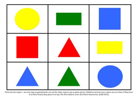 house shapes 2d shapes by bettsx teaching resources tes 2d shape bingo by emilymilne teaching resources tes