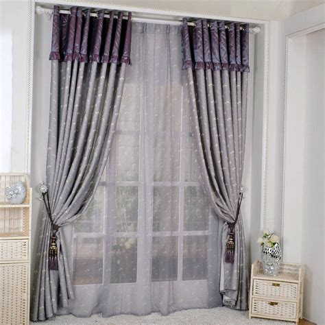 curtains made simple ready made curtains special simple home small floral