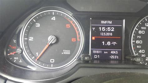 Audi S Tronic Probleme audi q5 2 0 tdi s tronic problem youtube
