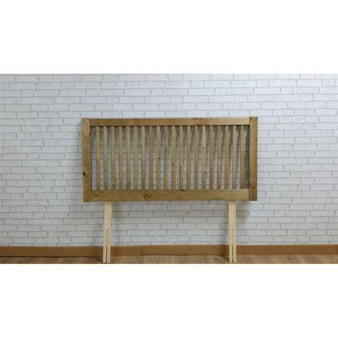 Handmade Wooden Headboards - solid wooden handmade headboard