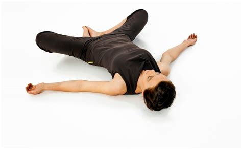Reclining Butterfly Pose by 10 Poses To Encourage And Energize Cancer Patients