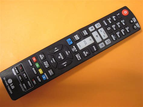 Remote Home Theater Lg lg akb73275501 bd home theater remote