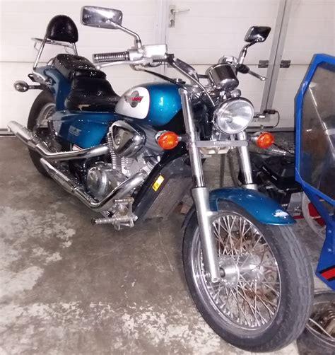 Motorrad Umbauten Honda by Umgebautes Motorrad Honda Vt 600 C Shadow Von Altzschner