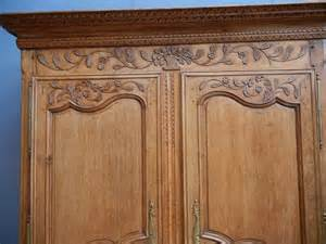 armoire normande ancienne de mariage en ch 234 ne xixeme