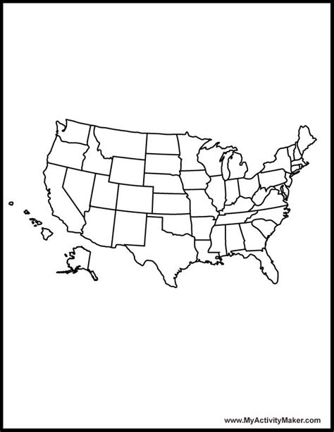 usa map coloring page world geography coloring pages coloring home