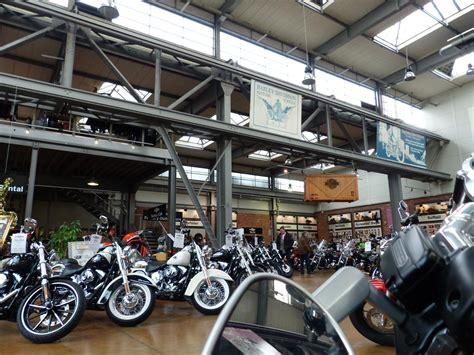 Motorrad Gebraucht H Ndler Frankfurt harley factory frankfurt besuch