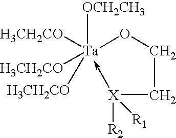 tantalum oxide capacitor patent us6734480 semiconductor capacitors tantalum oxide layers patents