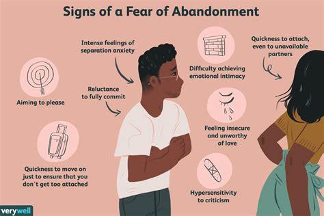 understanding fear  abandonment