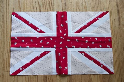 sewing pattern union jack the 85 best images about union jack quilted on pinterest