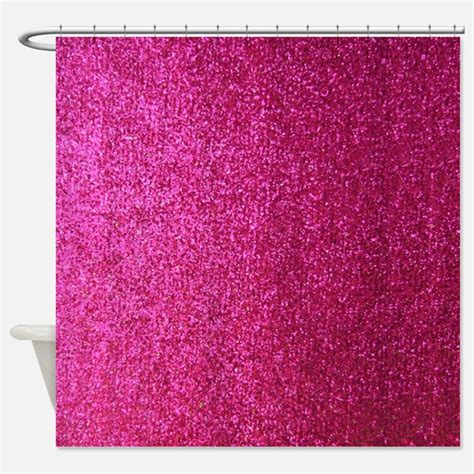 pink shower curtains fabric hot pink shower curtains hot pink fabric shower curtain