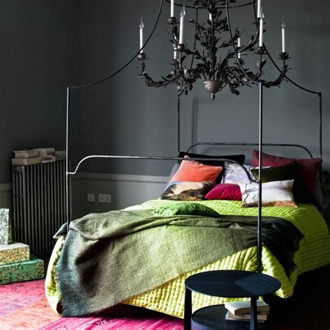 charcoal bedroom charcoal and green bedroom bedroom decorating ideas housetohome co uk