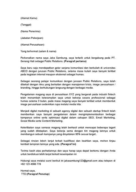 Cover Lamaran Pekerjaan by 9 Langkah Lamaran Kerja Untuk Memulai Karirmu Di 2018