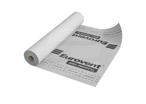 Chimney Membrane Wrap - wall protect 3 eurovent