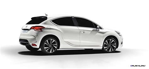 2016 Citroen DS4 and DS4 Crossback