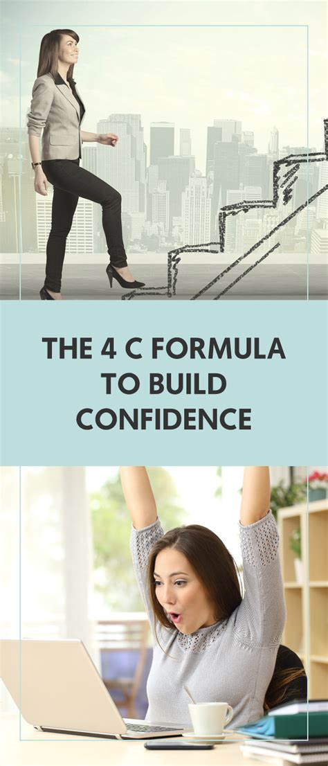 the confident athlete 4 easy steps to build and maintain confidence books 4 step formula to build confidence the wellness business hub