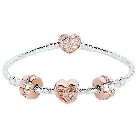 pandora bracelet pandora shining moments complete bracelet cb721