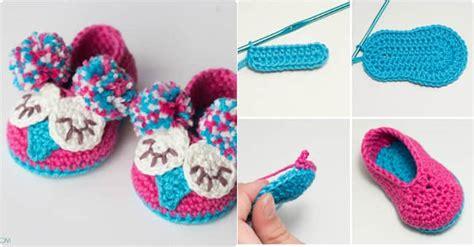 modelos de zapatitos tejidos de lana patrones gratis part 3