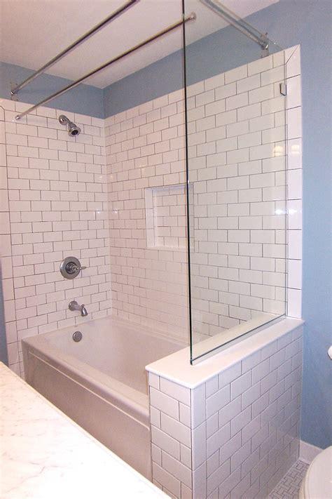 Spray Panel Shower Door King Shower Door Installations Shower Door King