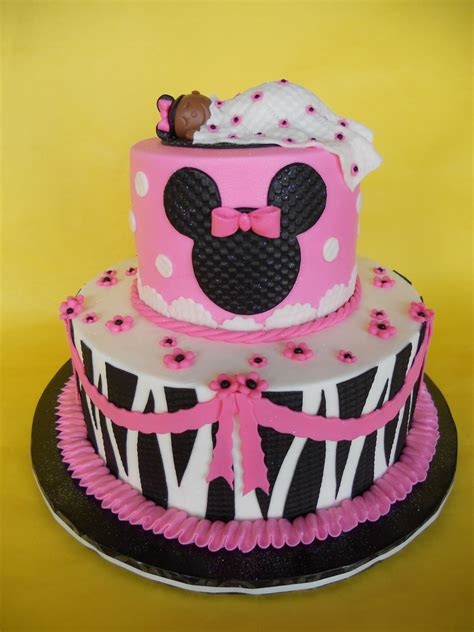 minnie mouse baby shower ideas  printable baby