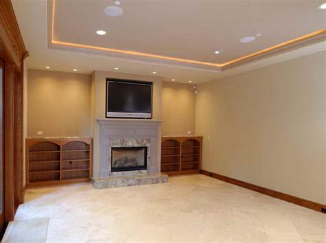 Basement Finishing Basement Basement Finishing Cost With Fireplace Basement Finishing Cost Finishing A Basement