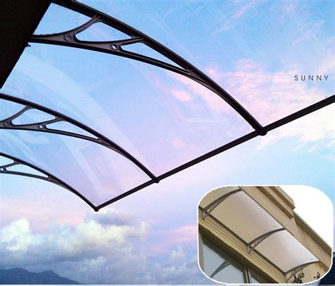 polycarbonate awning price online buy wholesale polycarbonate awning from china