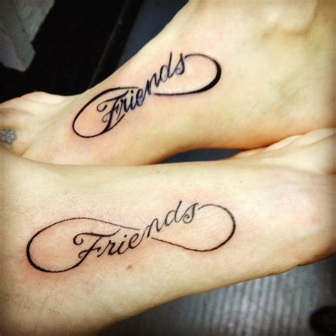 cute small matching tattoos best friend tattoos