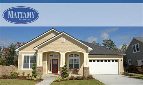 mattamy homes jacksonville new home builder quot in focus