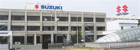 Suzuki Manufacturing Of America Corporation Suzuki