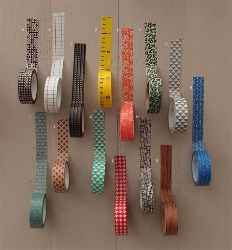 washi tape designs washi pattern design masking tape by petra boase ltd