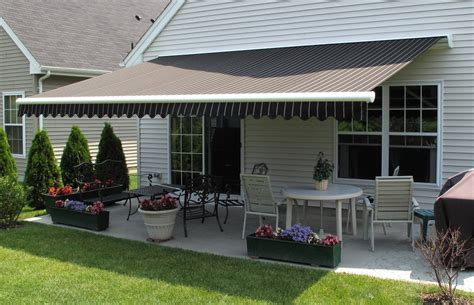 Aluminum Awnings Nj by Window Awnings In City Nj Awning Contractor