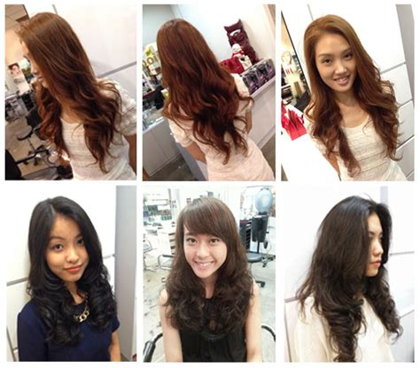 is japenese hair straightening harmful for middle aged women the 5 best hair salons for perming in singapore