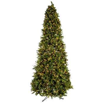 9 slim yuletide pine tree with lights hobby lobby 5064514
