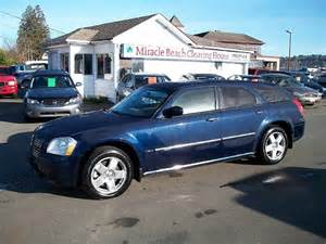 What Year Did The Dodge Magnum Come Out Used Dodge Magnum For Sale In