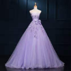 Brautkleider Lila by Popular Purple Wedding Dress Buy Cheap Purple Wedding
