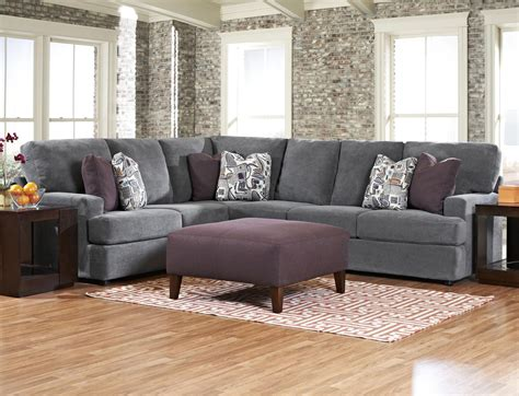 klaussner sectional sofa klaussner maclin k91500 contemporary 2 sectional